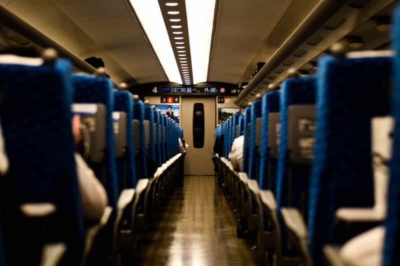 Come spostarsi in Giappone: i treni