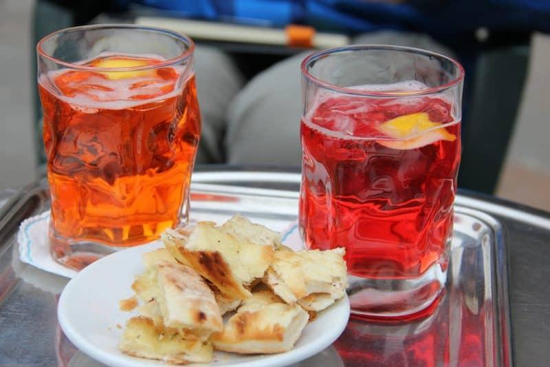 Milano - aperitivo