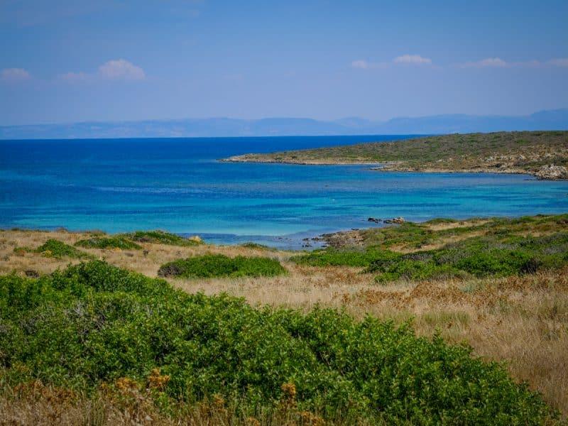 Il mare dell'Asinara