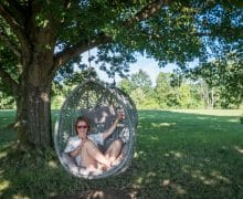 Glamping in Slovenia: una vacanza al Big-Berry tra natura, cibo, vino e sport