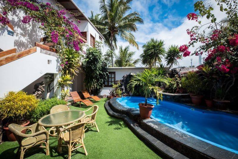 galapagos - isabela- Albemarle Hotel