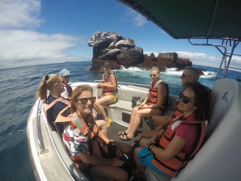 Galapagos - tours