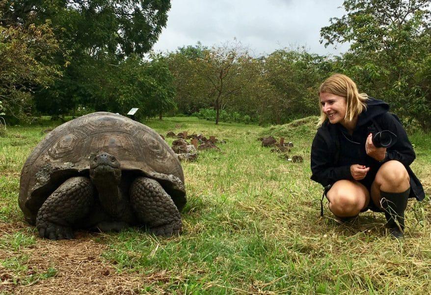 Galapagos - El Chato Reserve