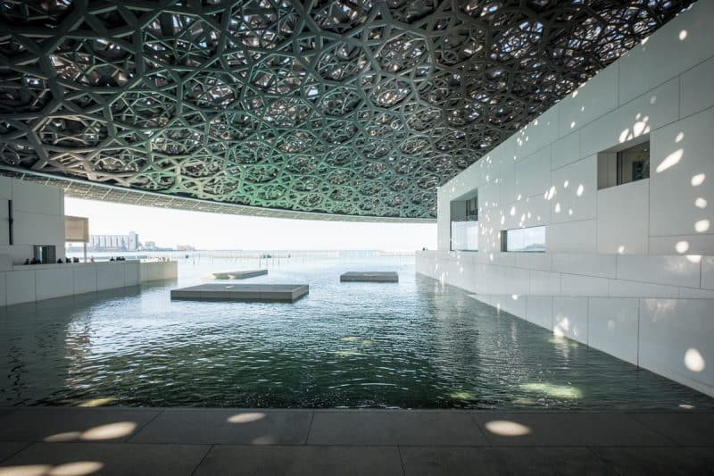 Abu Dhabi - Louvre