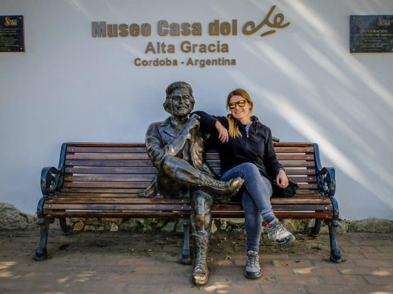 Argentina del Nord - Alta Gracia - Casa del Che