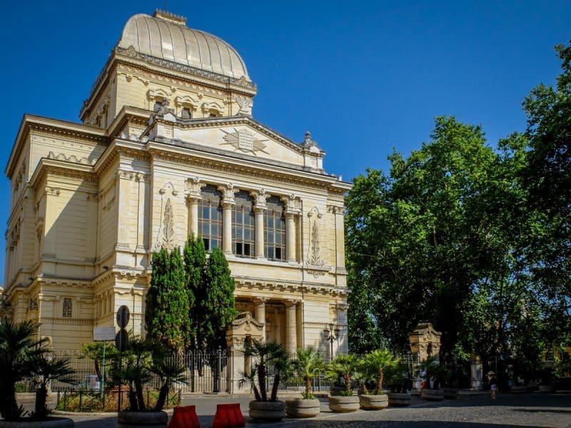 Roma insolita - sinagoga