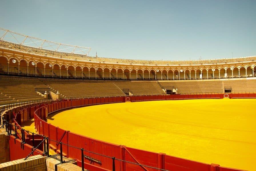 Siviglia - Plaza de Toros
