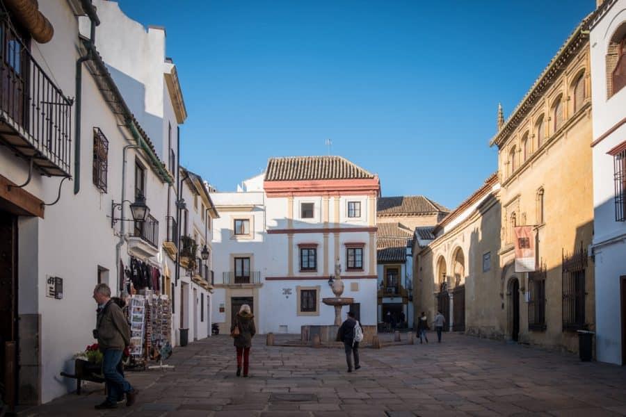 Cordoba- Plazadel Potro