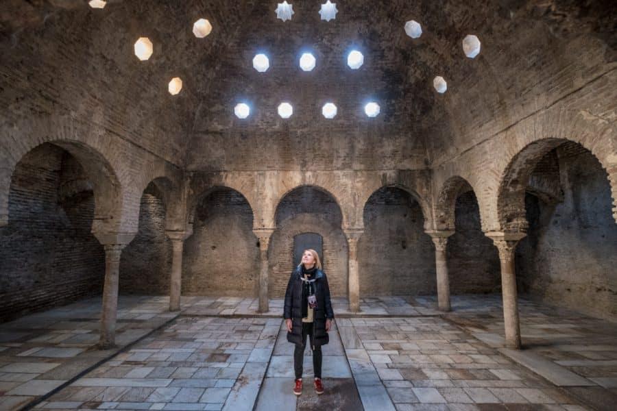Granada - bagni arabi