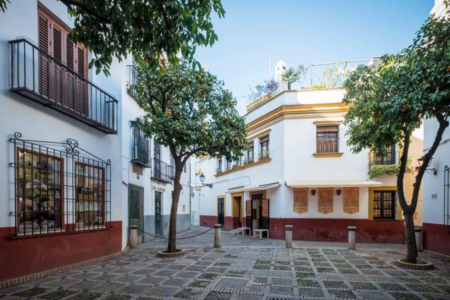 Siviglia - Barrio Santa Cruz