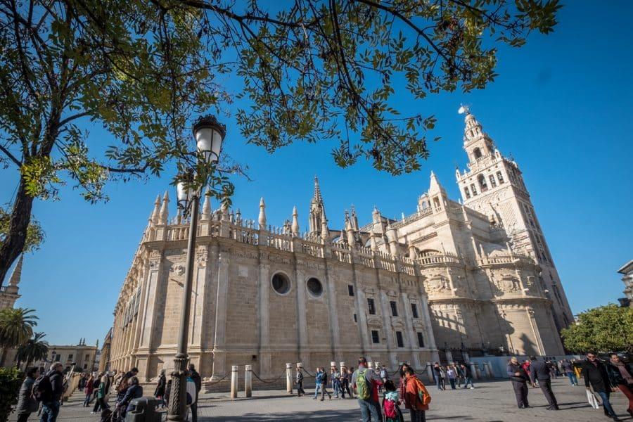 Siviglia - la Cattedrale