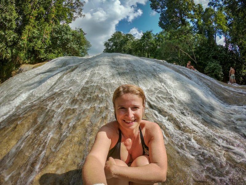 Chiapas-cascate di Roberto Barros