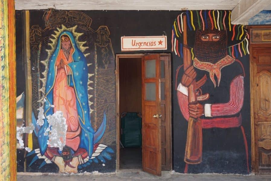 Chiapas-il quartier generale degli zapatisti