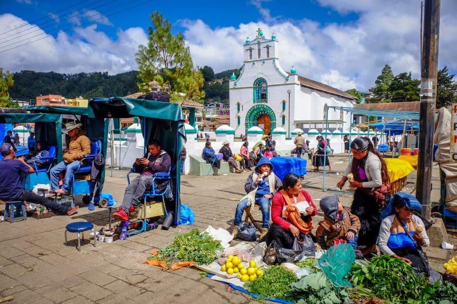 Chiapas - San Juan Chamula