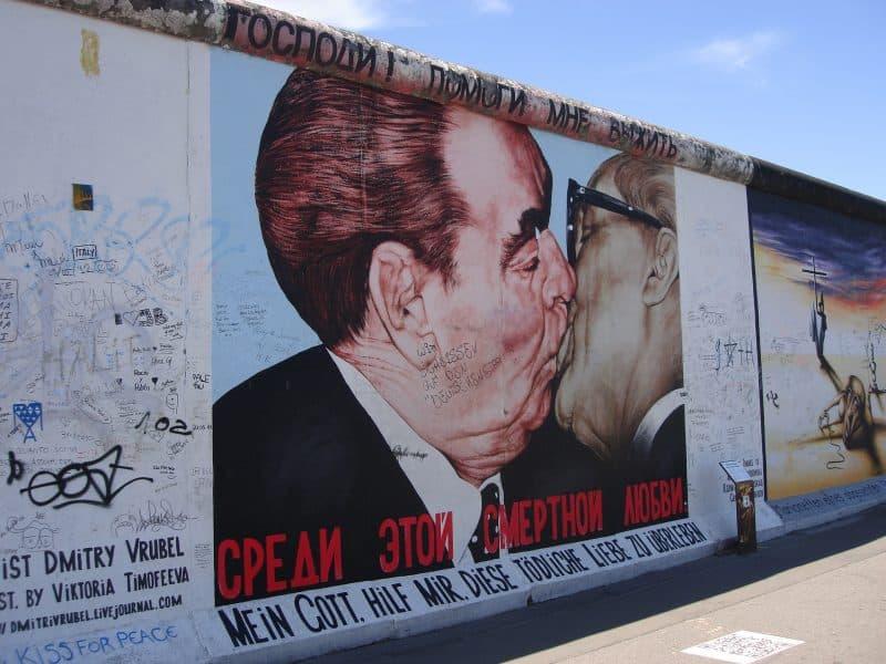 Musei di Berlino - muro