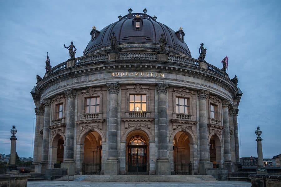 Musei di Berlino - Bode Museum