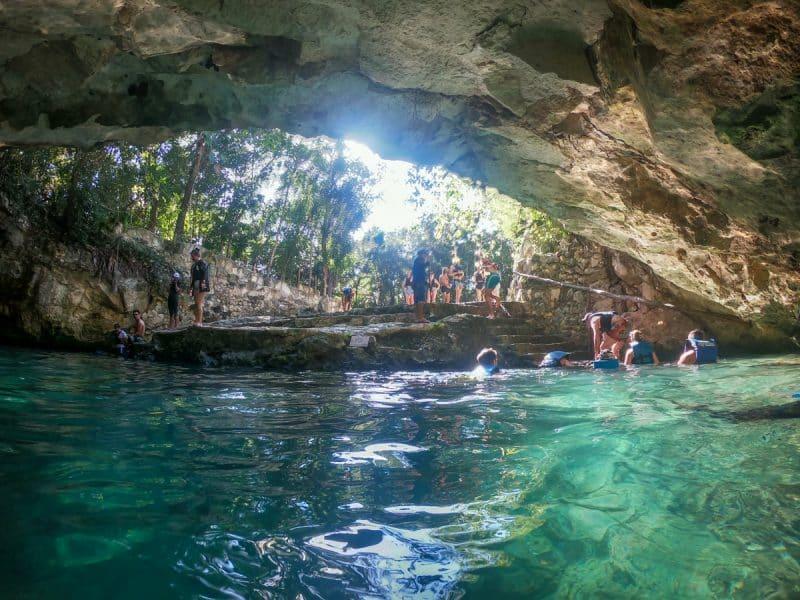 Yucatan - cenote