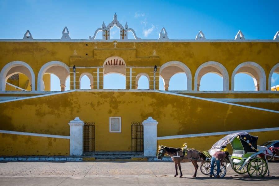 Yucatan - Izamal