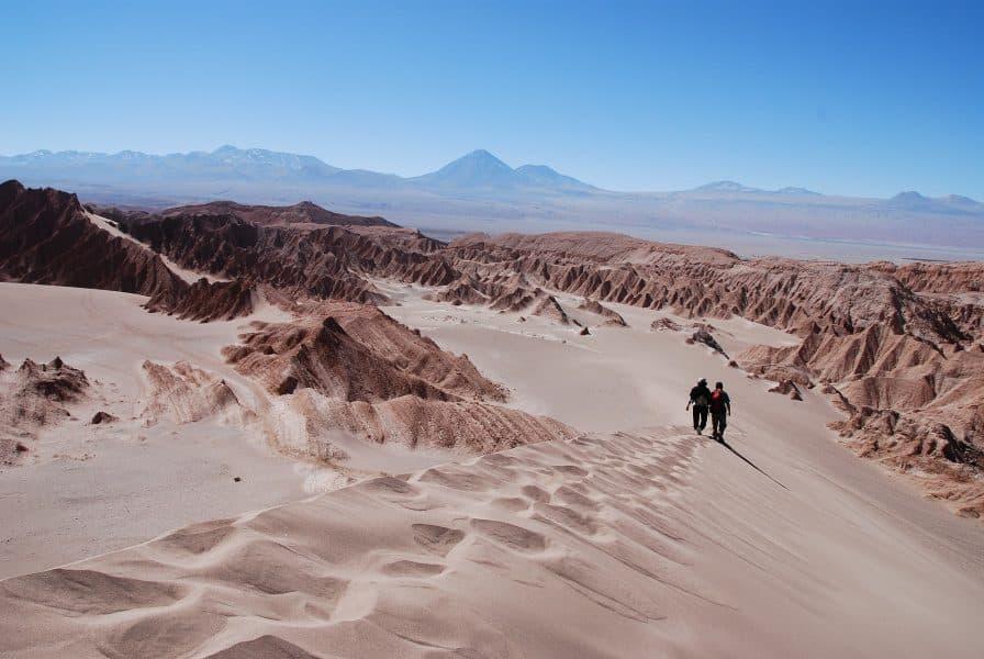 Deserti più belli del mondo - Valle della Luna
