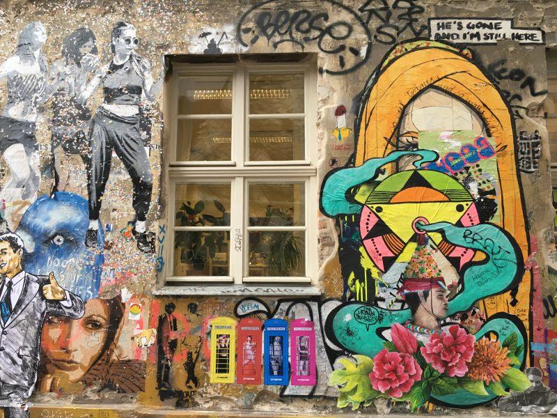 Berlino Insolita - Haus Schwarzenberg