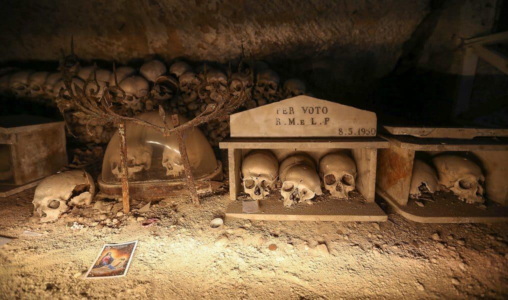 Italia Misteriosa - Cimitero delle Fontalle