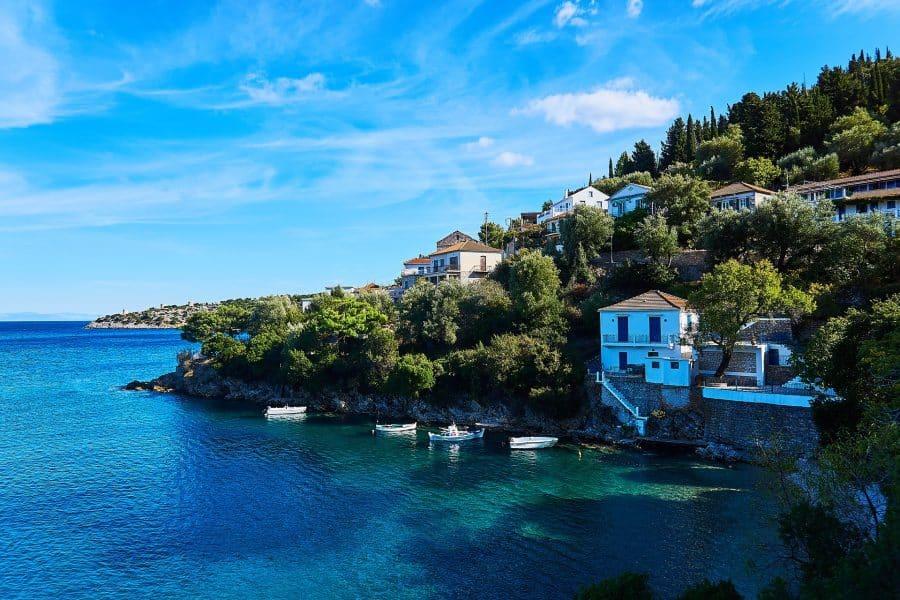Isole Grecia- Itaca