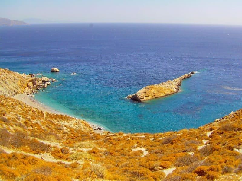 Isole Grecia- Folegandros