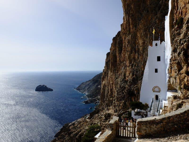 Isole Grecia- Amorgos
