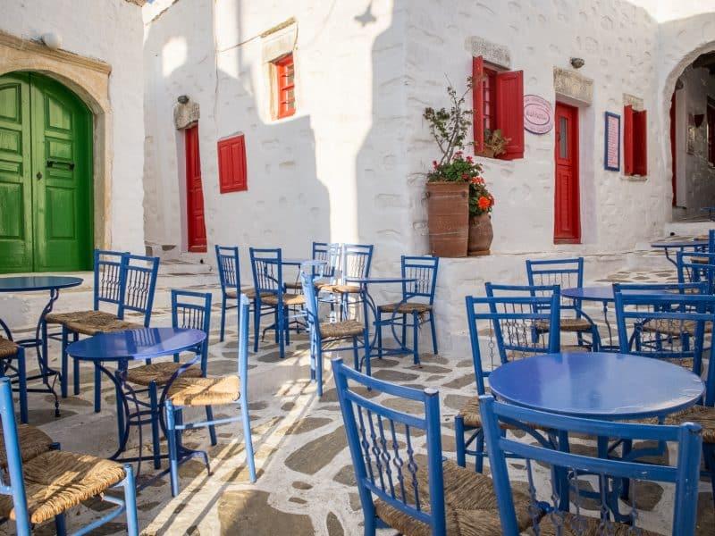 Isole Grecia- Anafi
