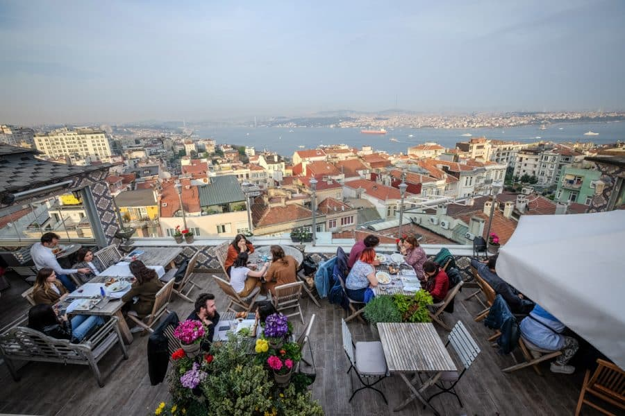 Istanbul - 5.Kat Rooftop