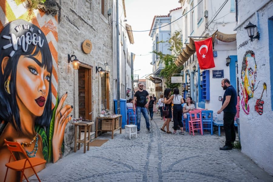 Turchia - Alacaty