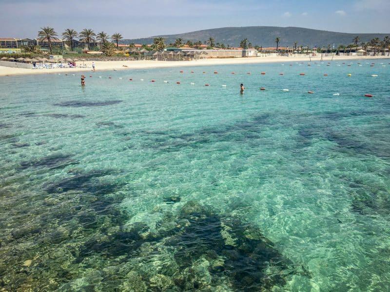 Turchia - Alacaty spiaggia