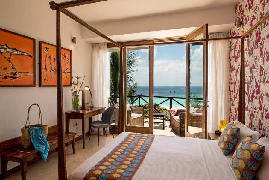 Zanzibar- Nungwi - Z Hotel