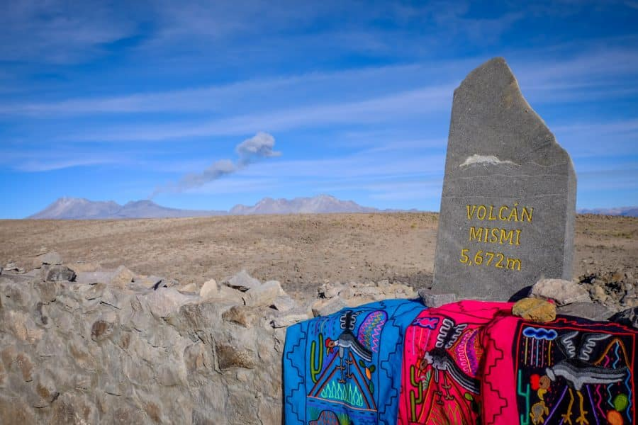 Perù -altitudine