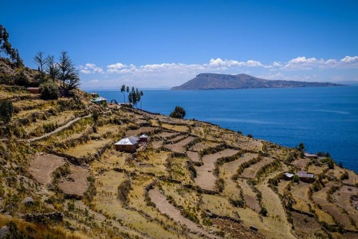 Perù - lago Titicaca