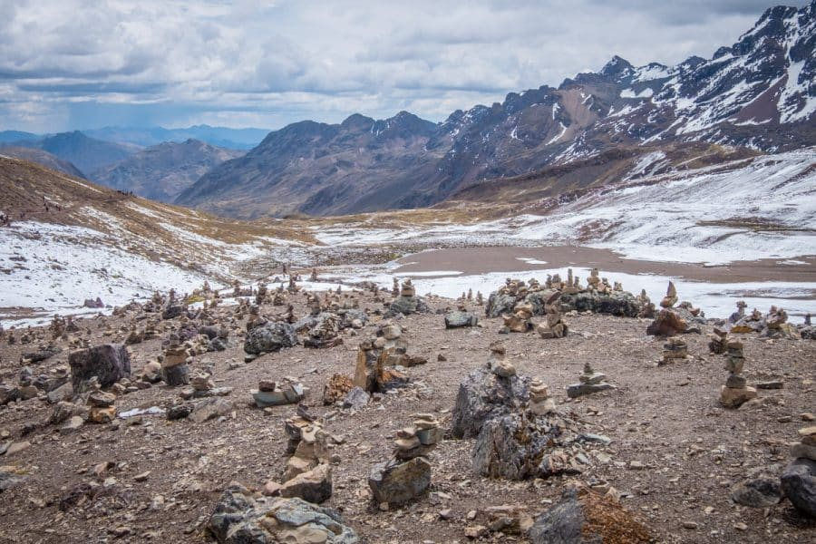 Perù - Rainbow Mountains