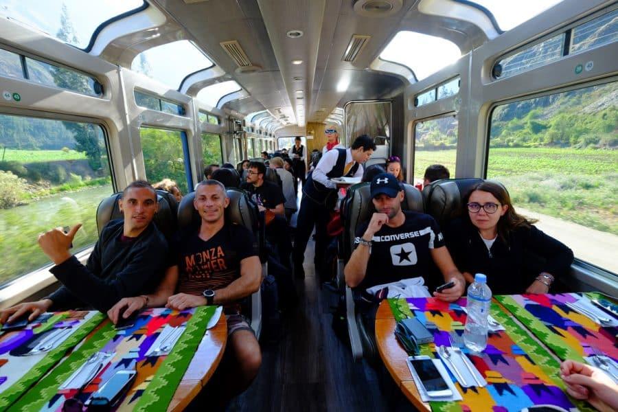 Perù - treno