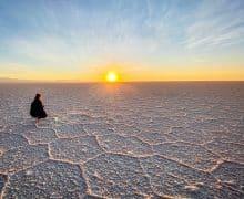 Bolivia:  tour di 3 o 4 giorni al Salar de Uyuni