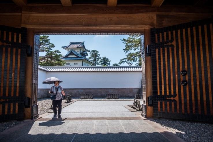 Viaggio in Giappone - Kanazawa