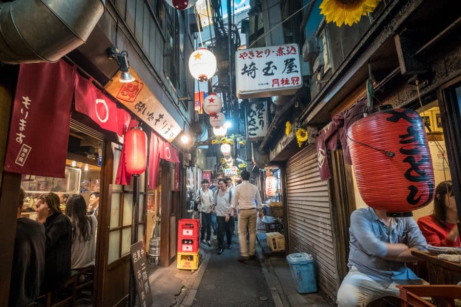 Viaggio in Giappone - Tokyo