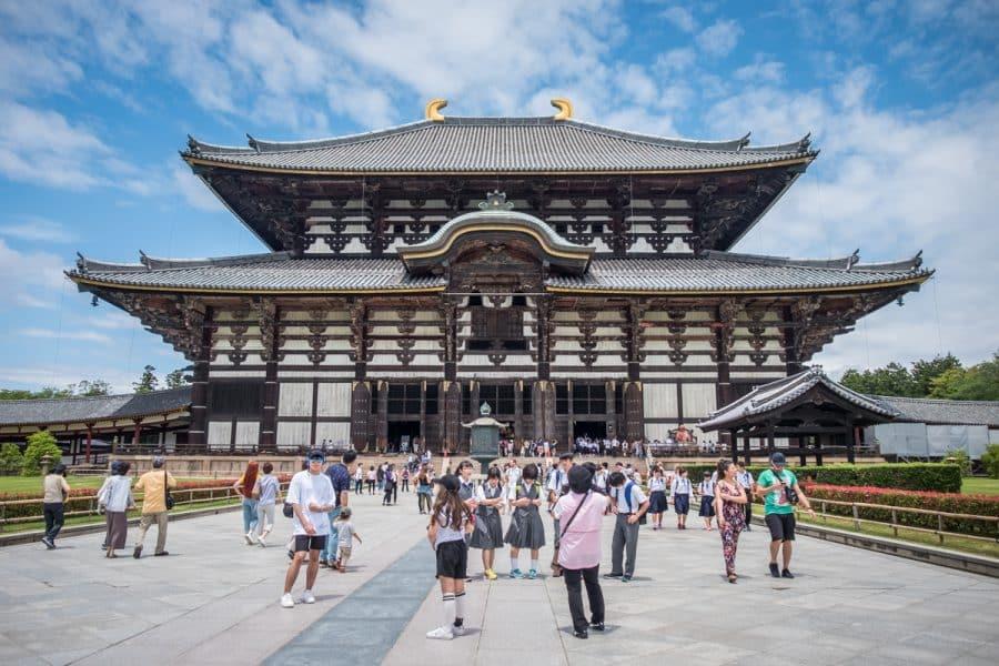 Viaggio in Giappone - Nara