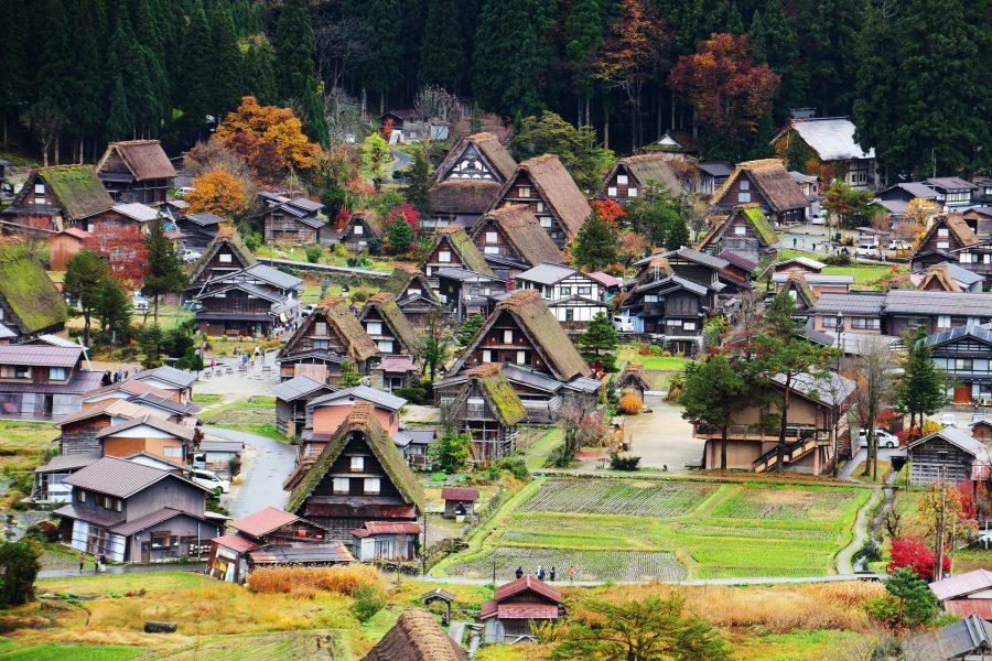 Viaggio in Giappone - Shirakawa Go