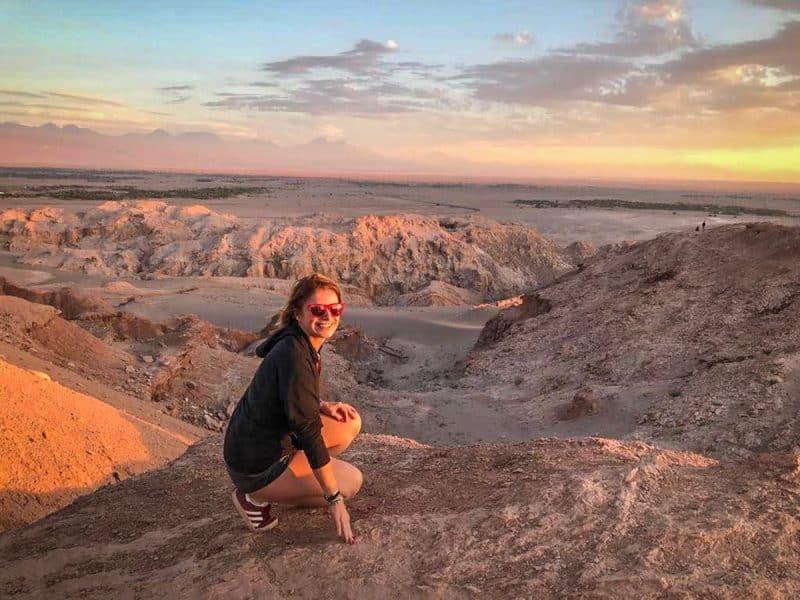 San Pedro de Atacama - Valle della Luna