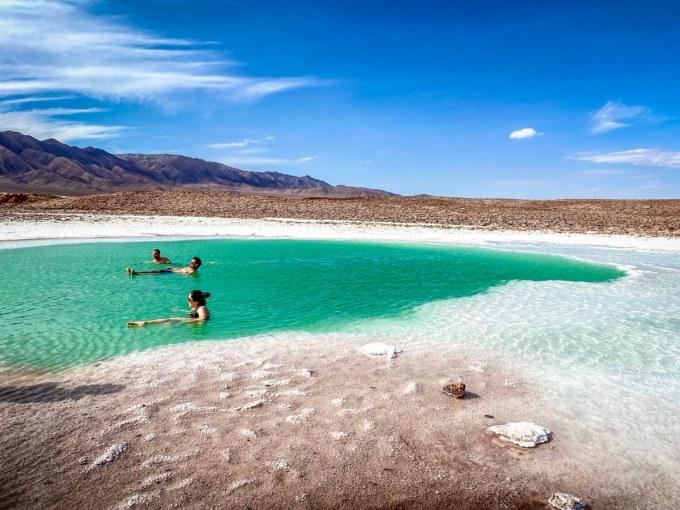 San Pedro de Atacama - Lagunas escondidas de Baltinache