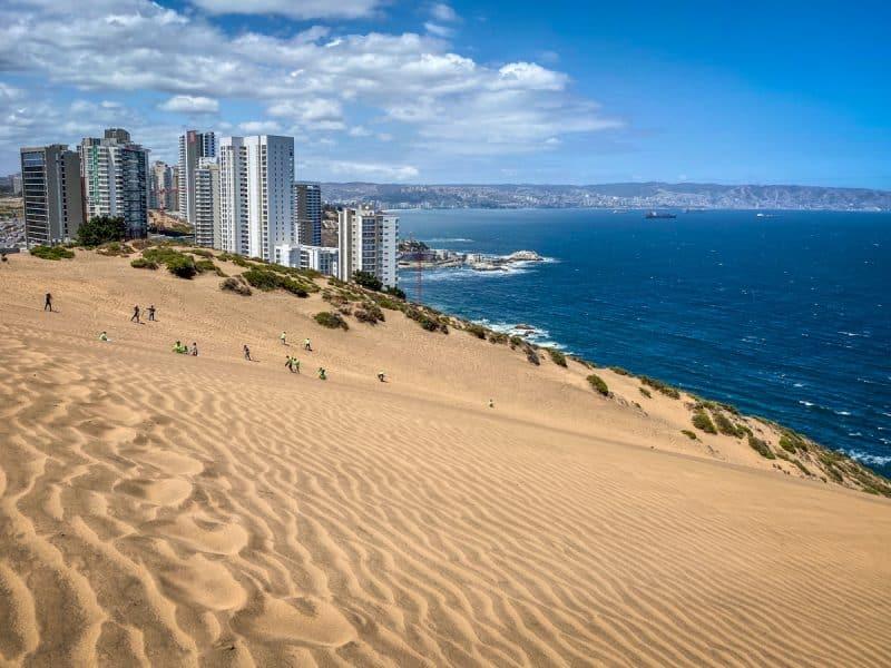 Cile- Vina del Mar - Concon