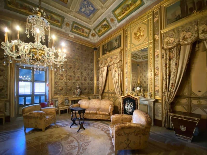 Palermo- Palazzo Mirto