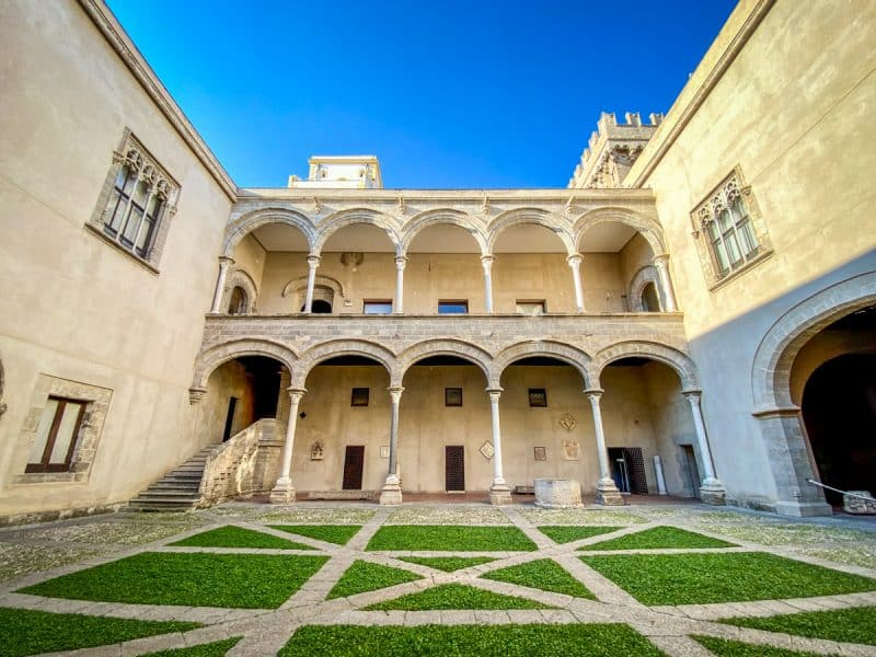 Palermo - palazzo Abatellis