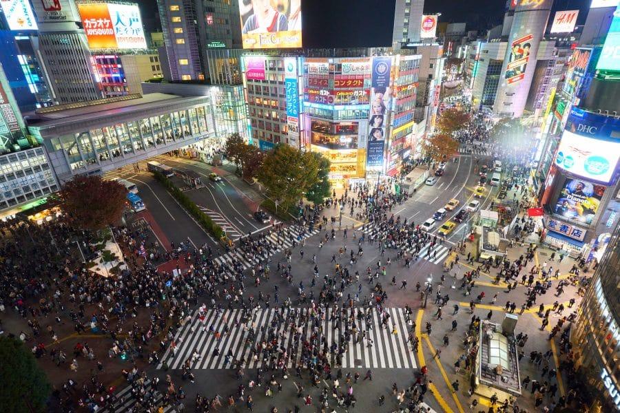 Cosa vedere a Tokyo - Shibuya