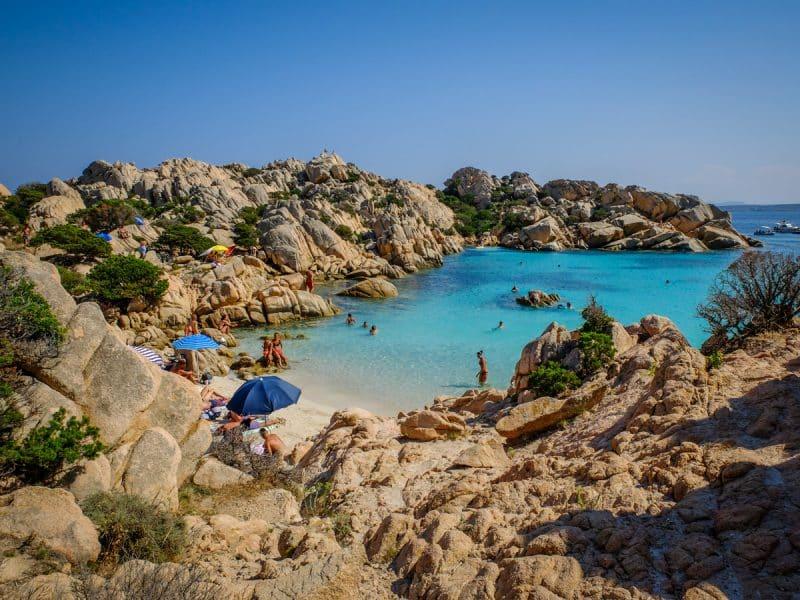 Cartina Spiagge Sardegna Nord.Sardegna Del Nord Le Spiagge E I Luoghi Piu Belli