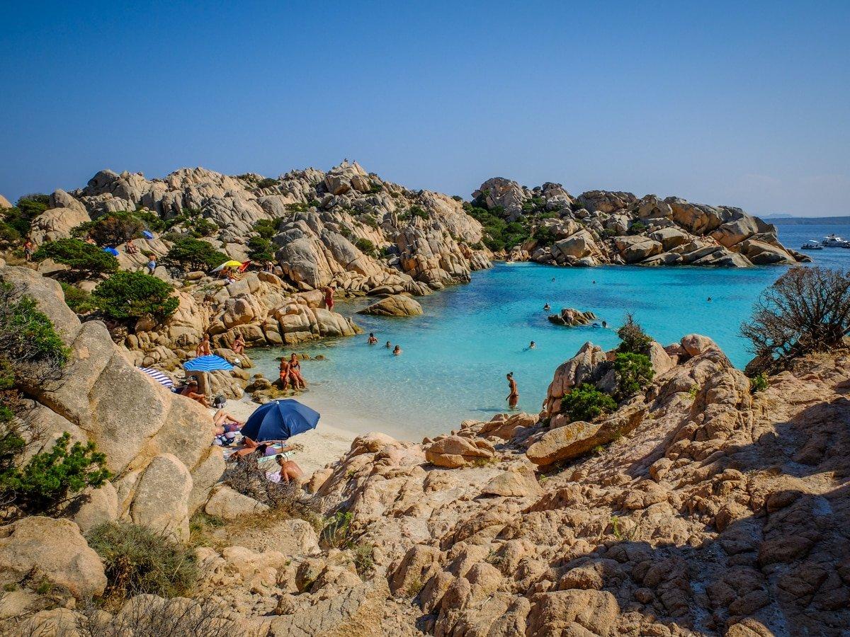 Cartina Sardegna Settentrionale.Sardegna Del Nord Le Spiagge E I Luoghi Piu Belli